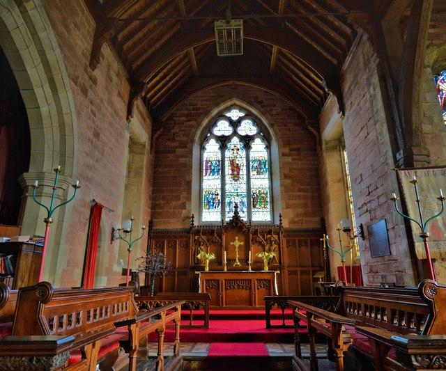 St Leonard, Ribbesford © Philip Pankhurst cc-by-sa/2.0 :: Geograph