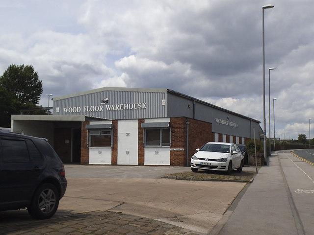 Wood Floor Warehouse Armley Road  Stephen Craven ccby