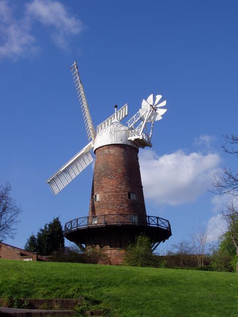Greens Mill Sneinton Nottingham  Alex Foster ccbysa