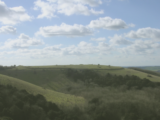 Image result for old winchester hill hillfort