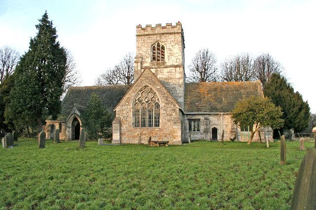 Church Fenton, Church of St Mary the © Gordon Kneale Brooke