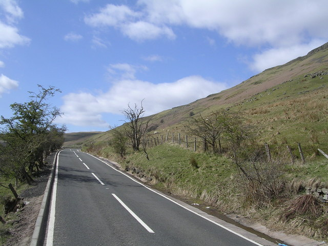 The Crow Road, Lennoxtown