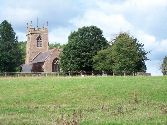Child's Ercall Church © Geoff Pick :: Geograph Britain and Ireland