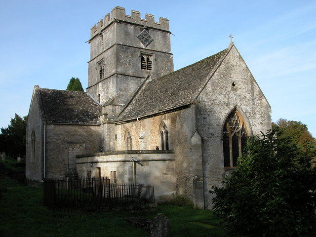 Holy Cross Church, Avening © Philip Halling :: Geograph Britain