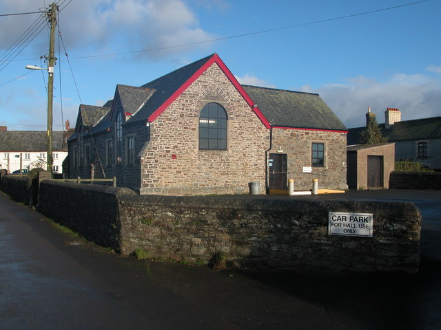 Ashreigney Parish Hall © Philip Halling cc-by-sa/2.0 :: Geograph