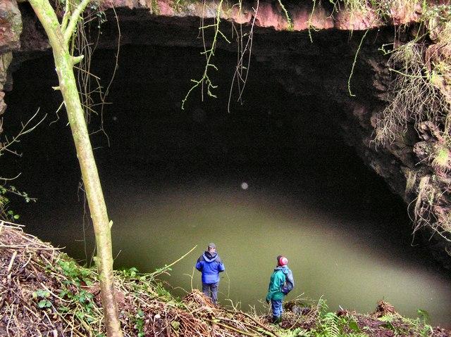 Iron Ore Mine  Arnold Price ccbysa20  Geograph Britain and Ireland