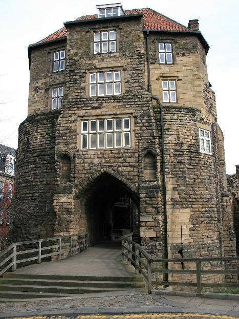 The Black Gate Newcastle upon Tyne  Graeme Young ccby
