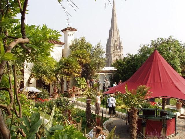 The Roof Gardens Kensington High Street  David Hawgood