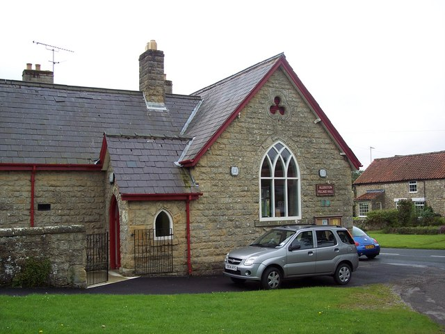 Allerston Village Hall © Maigheach-gheal :: Geograph Britain and