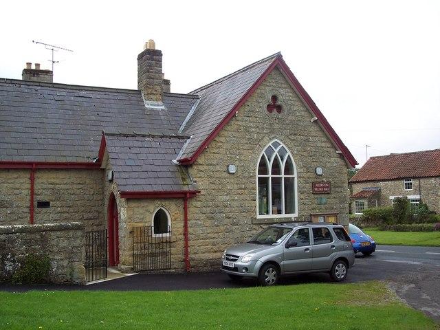 Allerston Village Hall © Maigheach-gheal :: Geograph Britain and