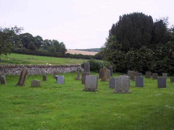 St John's Church, Allerston - Churchyard © Maigheach-gheal cc-by