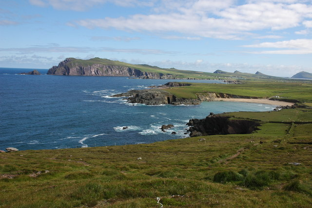 Clogher Head and view across Clogher  Philip Halling ccbysa20  Geograph Ireland