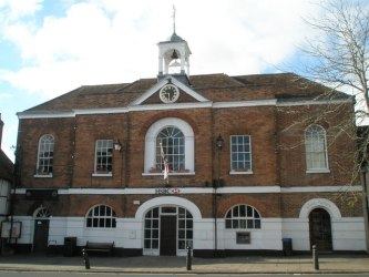 town hall whitchurch minecraft creepy creation basic geograph forums inspiration got using