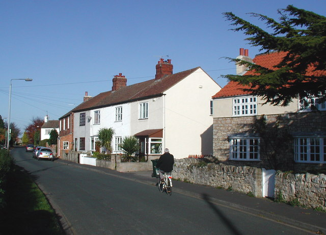 Nanny Lane, Church Fenton © Paul Glazzard :: Geograph Britain and