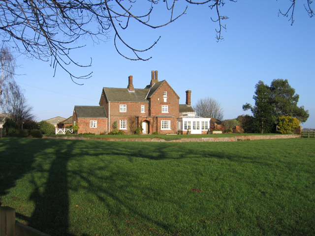 Donington Farmhouse
