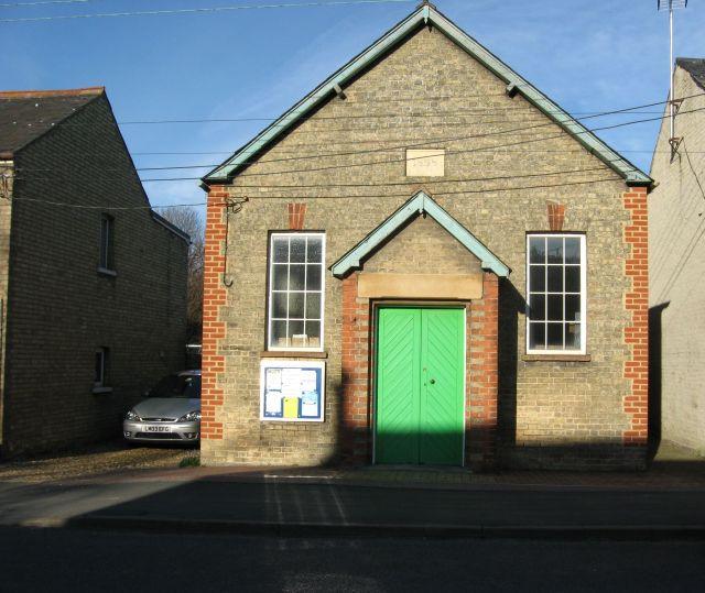 Teversham Baptist Church © Colin Bell cc-by-sa/2.0 :: Geograph