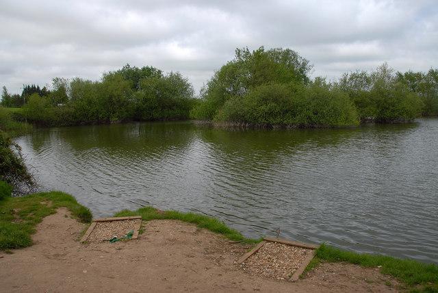 Aby fish pond  Jon Holland ccbysa20  Geograph