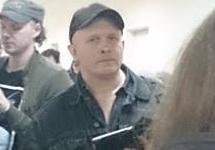 Сергей Крюков на приговоре по второму делу Бориса Стомахина. Фото Елены Морозовой