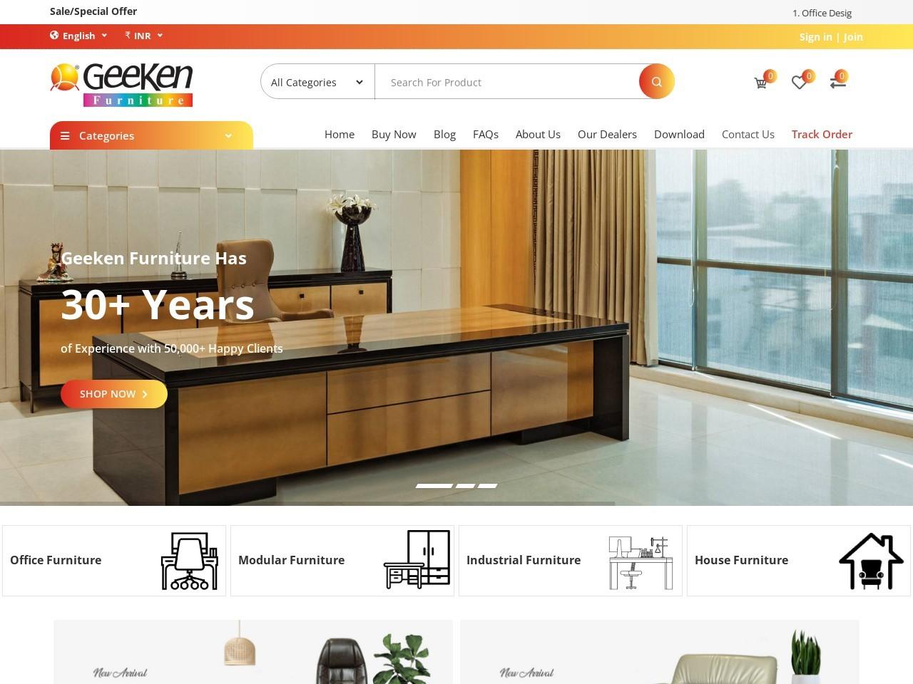 geeken revolving chair 5 position floor seating collection pvt ltd office chairs manufacturer computer supplier