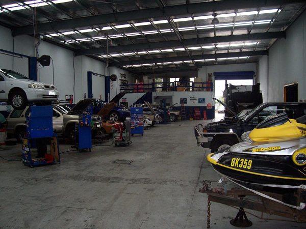 Reflex Automotive Engineering - Mechanics & Motor