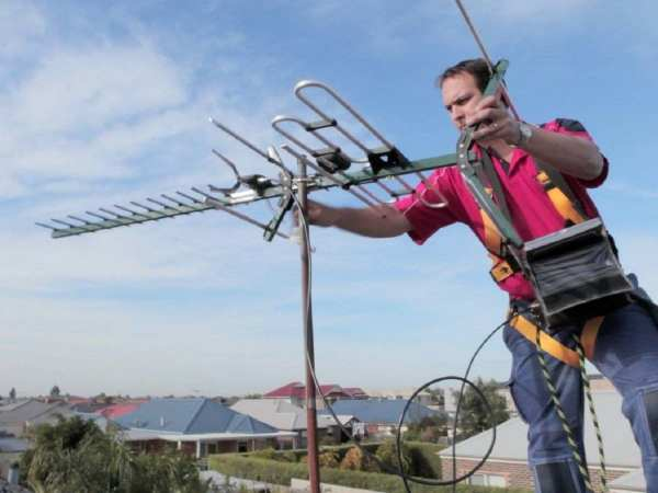 Aussie Antennas And Electrical - Tv Antenna Services Po