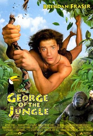 Película George de la Jungla