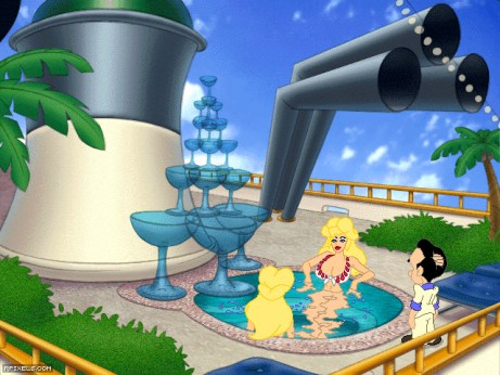 Leisure Suit Larry: Love for Sail! gameplay
