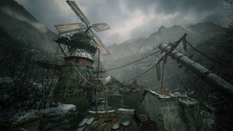 Resident Evil: Village - game screenshots at Riot Pixels, images