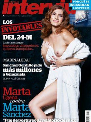 Marta Ugena La Viuda De Juan Tarodo De Olé Olé Desnuda En La