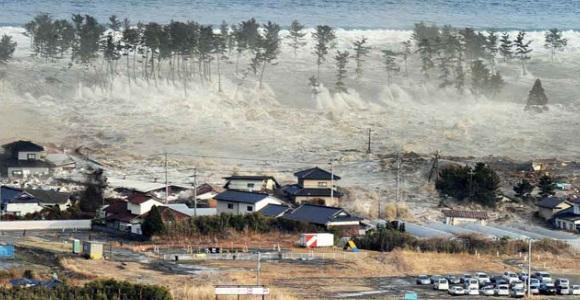 Sociedad europea de cardiología tsunami japon