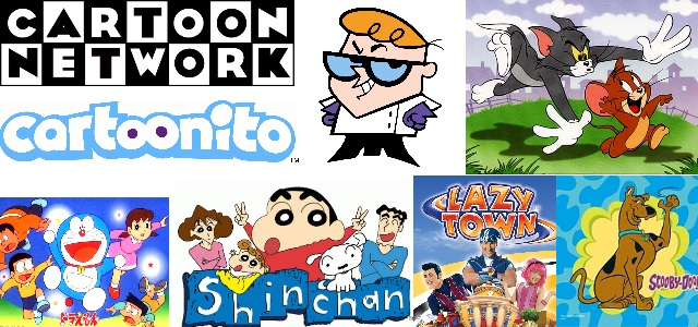 Cartoon Network Collage