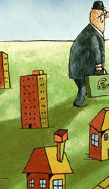 el dinero se enseñorea sobre el derecho a techo