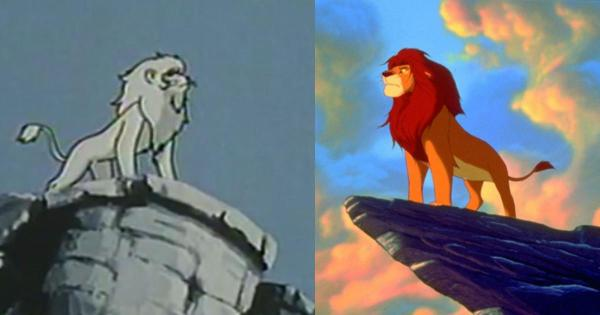lion king battle cry # 41