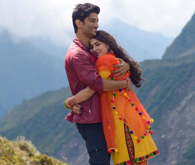Kedarnath Young Love Is An Uphill Climb And The Hindu Muslim Romance Even More So