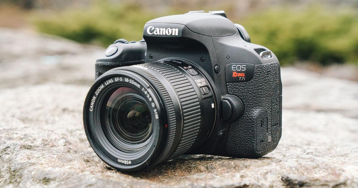 The best Canon DSLR cameras for beginners and advanced users