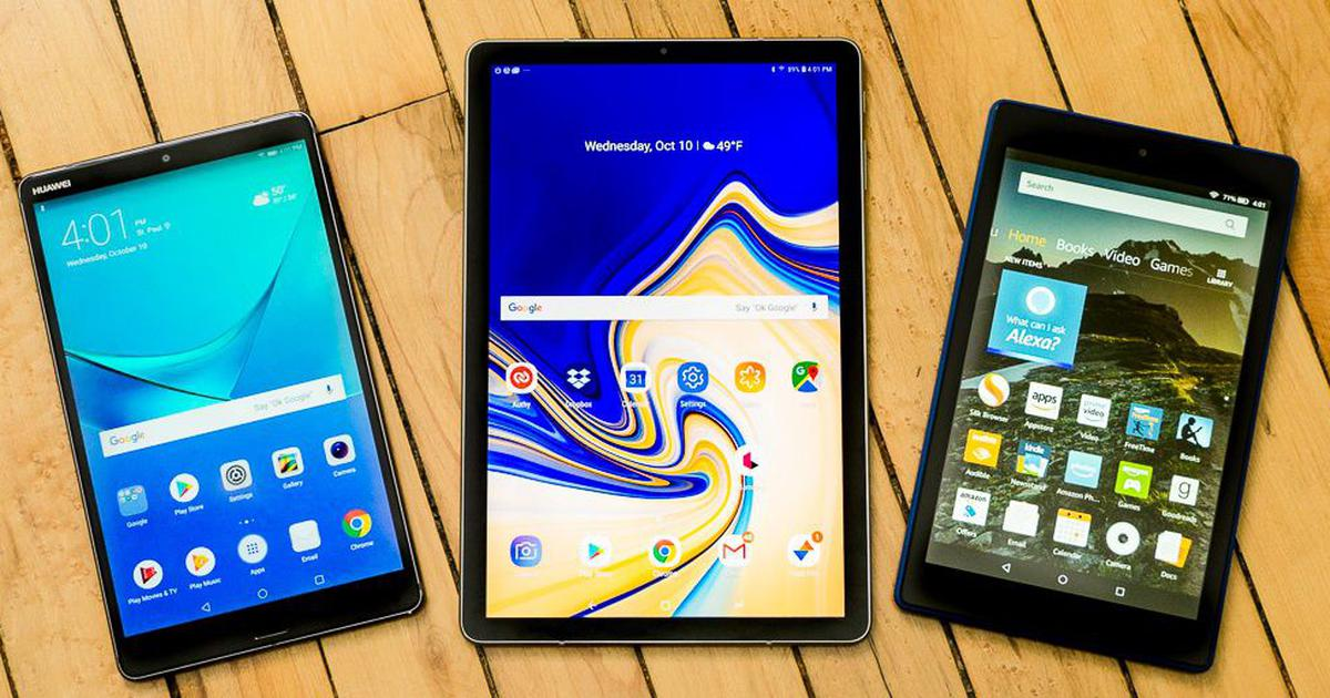 android tablets 2019