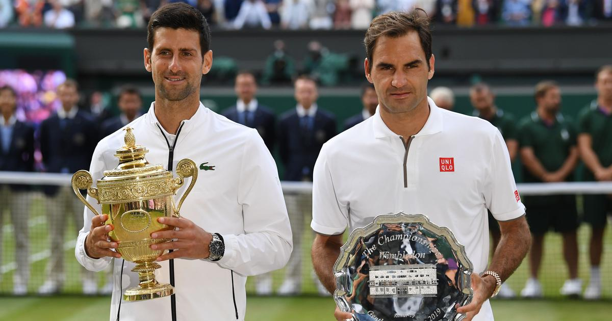 Wimbledon 2019 Final as it happened Djokovic beats
