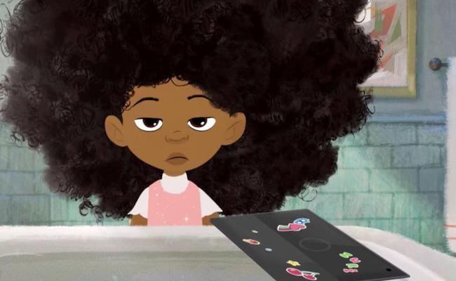 Watch Oscar Winning Animated Short Film Hair Love