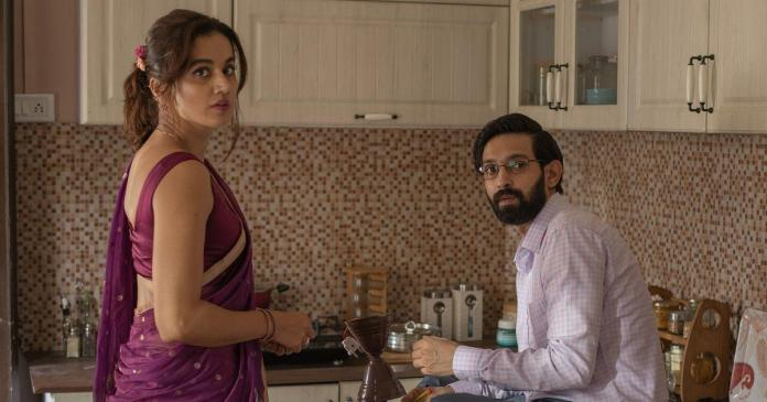 Haseen Dillruba review: Vikrant Massey is outstanding in twisted tale of  love and redemption