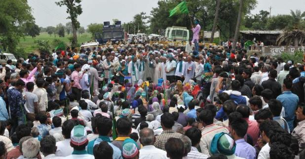 Farmers begin nation-wide 10-day strike demanding better prices
