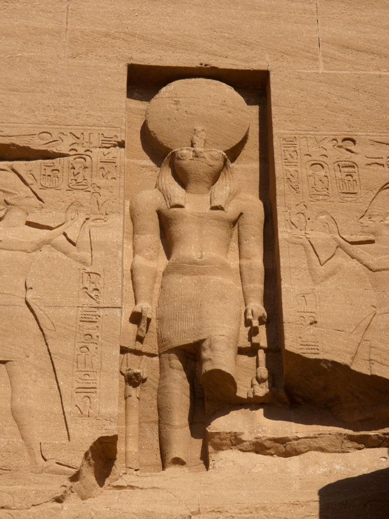 Kết quả hình ảnh cho Ra Abu Simbel