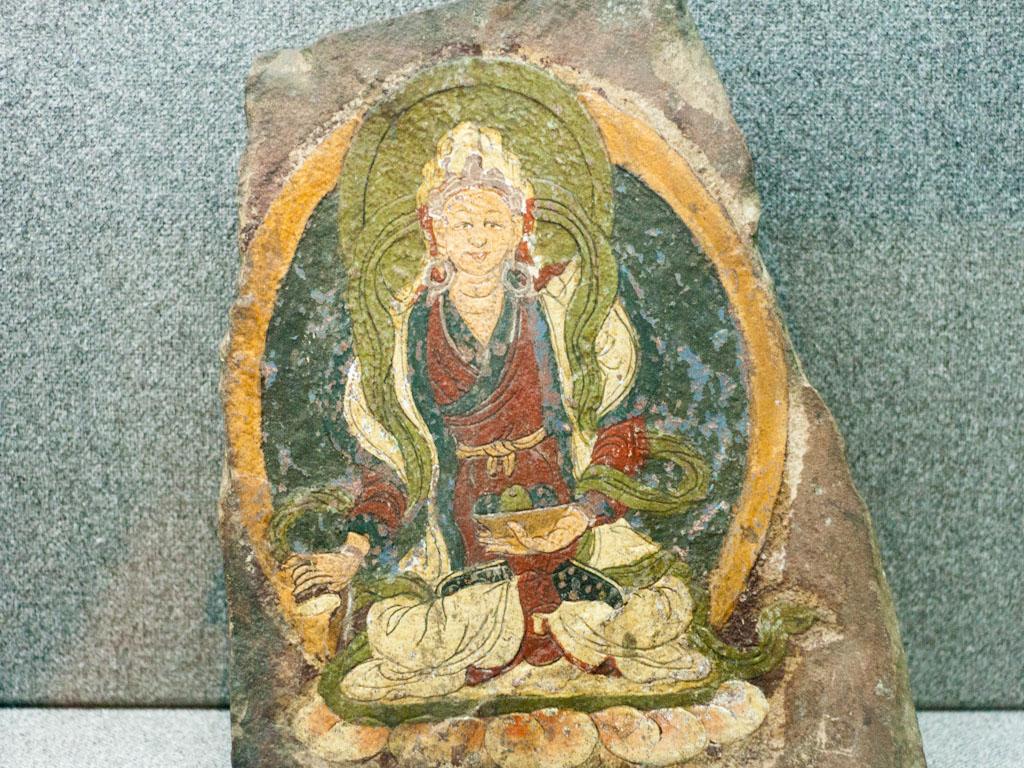 ... Palace) and Summer (Norbulinka) Palaces of the Dali Lama, Lhasa, Tibet