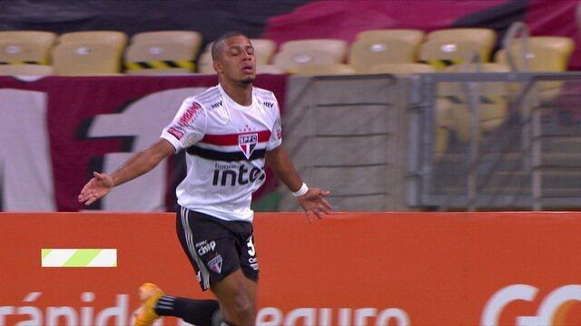 Melhores momentos: Fluminense 1 x 2 São Paulo pela 27ª rodada do Brasileirão 2020