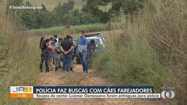Polícia encontra moto de cantor desaparecido que fez dupla com Cristiano  Araújo | Goiás | G1