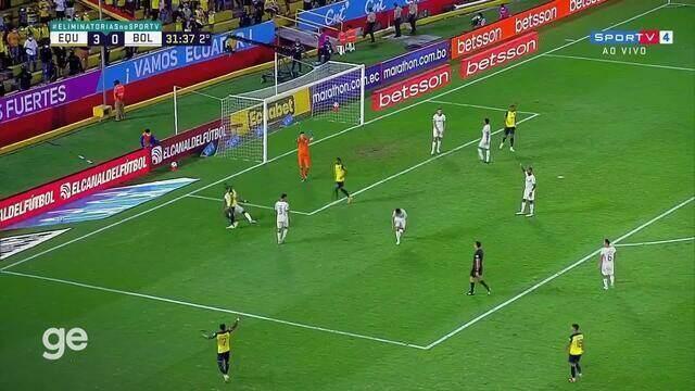 Equador x Bolívia - Melhores Momentos