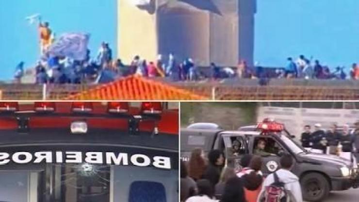 Vídeo de 2016 sobre onda de violência em São Paulo em 2006