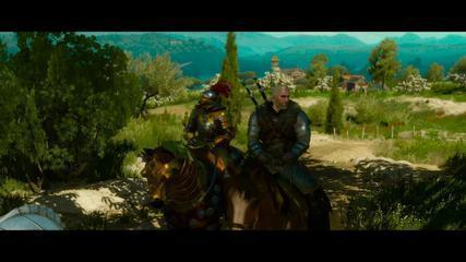 The Witcher 3 Blood and Wine - Trailer do game