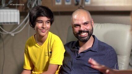 'Estou muito confiante', diz Bruno Covas após descoberta de câncer; veja entrevista