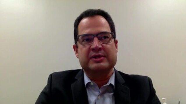 Pesquisador Luciano Azevedo fala sobre eficácia de corticoide contra coronavírus