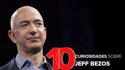 10 curiosidades sobre Jeff Bezos
